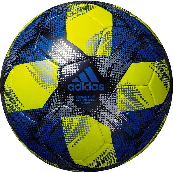 サッカーボール5号球検定球アディダスadidasコネクト19試合球AF50012月中旬発送予定予約販売