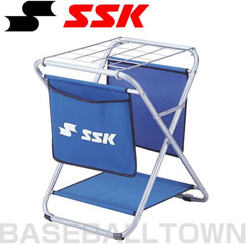 全品8%引クーポン SSK 野球用品 携帯用バットスタンド SGR16