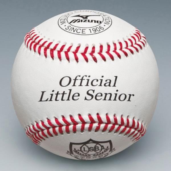最大14%引クーポン ミズノ ボール 少年硬式用試合球 リトルシニア 1ダース 1BJBL60100 取寄 少年用 ジュニア