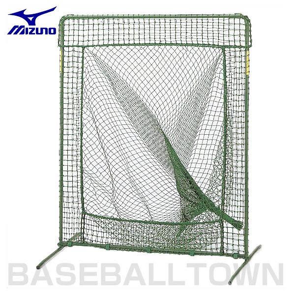 最大10%引クーポン ミズノ バッティングネット 野球 角型ティーバッティング用ダブルネット 170×140cm 集球ネット ティーネット 取寄 1GJNA40000