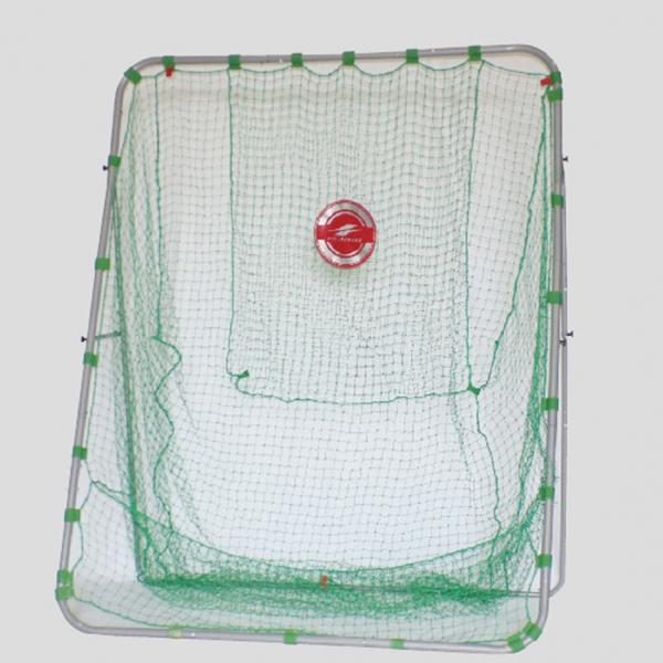 最大1500円引クーポン 送料無料 テニス練習用ネット 硬式・ソフトテニスボール対応 2.6×2.0m ターゲット・固定用ペグ付き ラッピング不可 FBN-2620N2 フィールドフォース あす楽