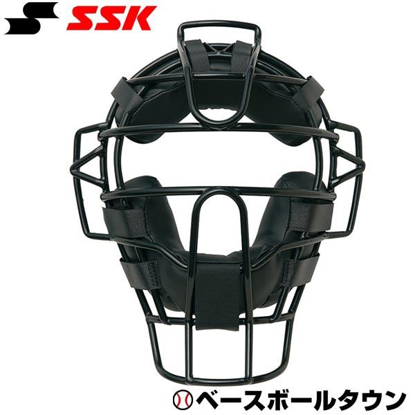 最大10%引クーポン 審判マスク 硬式 野球用品 SSK 硬式審判用マスク アンパイア 防具 UPKM110S