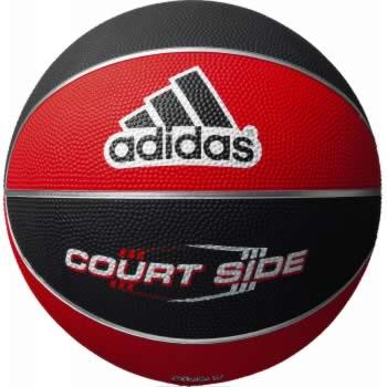 adidas  バスケットボール アディダス adidas コートサイド 5号球 ミニバス AB5122RBK