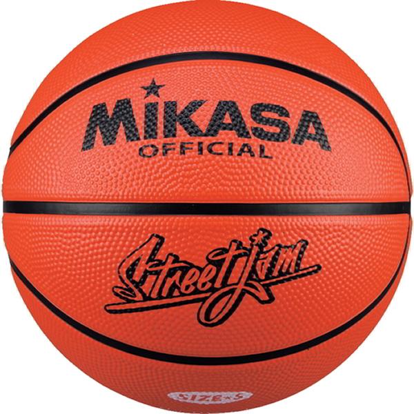 あす楽 最大10%引クーポン ミカサ 半額 爆売りセール開催中 ミニバスケットボール B5JMR-O ゴム 5号