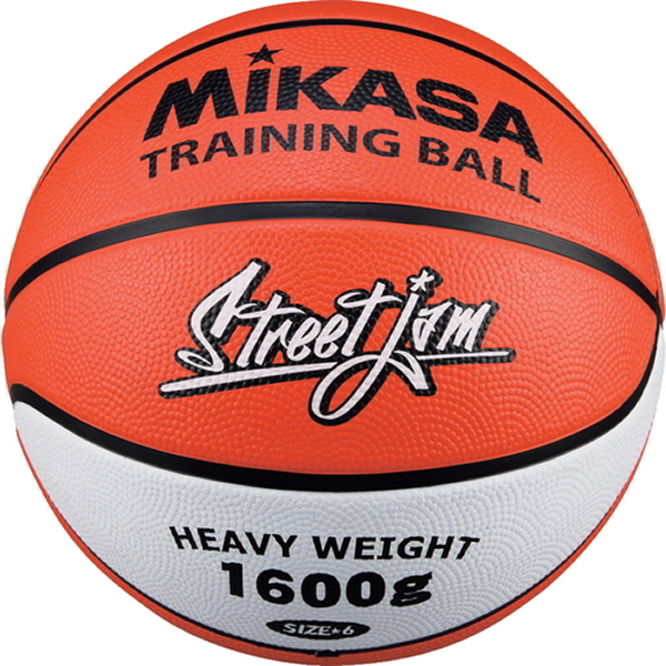 MIKASA あす楽 最大10%引クーポン 賜物 ミカサ バスケットボール トレーニング6号 1600g B6JMTR 海外並行輸入正規品