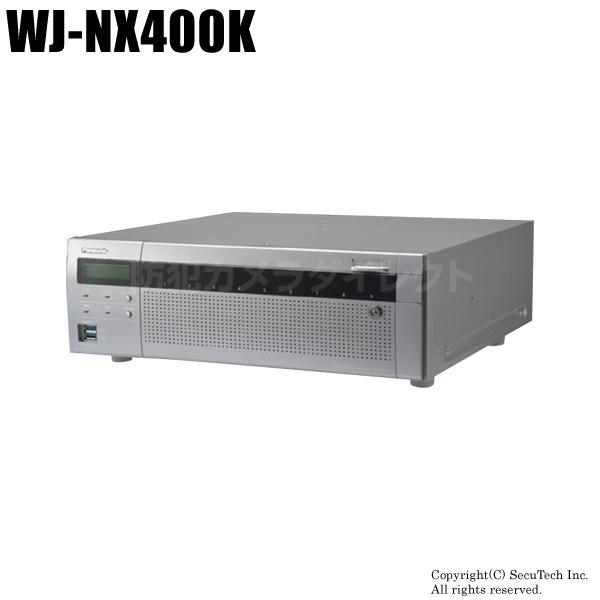 【WJ-NX400K】i-PROエクストリーム TURBO-RAIDTM ネットワークディスクレコーダー(代引不可・返品不可)