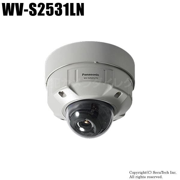 防犯カメラ 監視カメラ Panasonic i-PROエクストリーム 屋外対応 ドームネットワークカメラ(代引不可/返品不可)