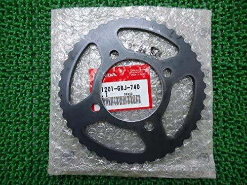 新品 ホンダ 当店限定販売 直送商品 純正 バイク プレスカブ 部品 リアスプロケット 41201-GBJ-740