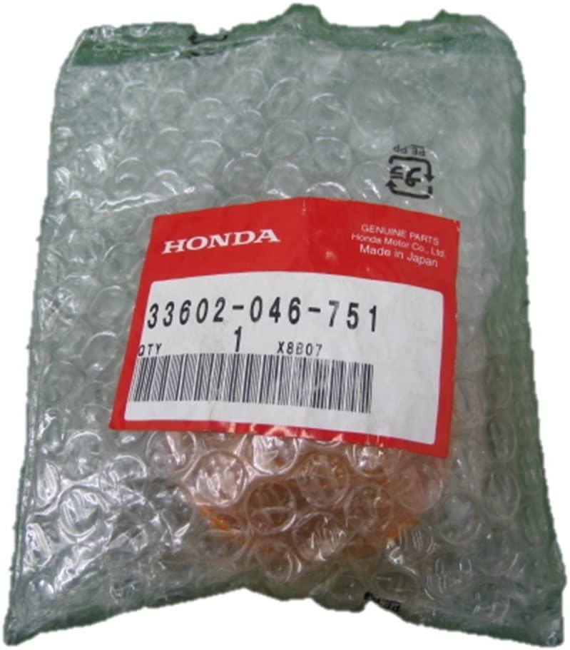 ホンダ スーパーカブ純正片側ウインカーレンズ 初売り C50 33602-046-751 在庫一掃