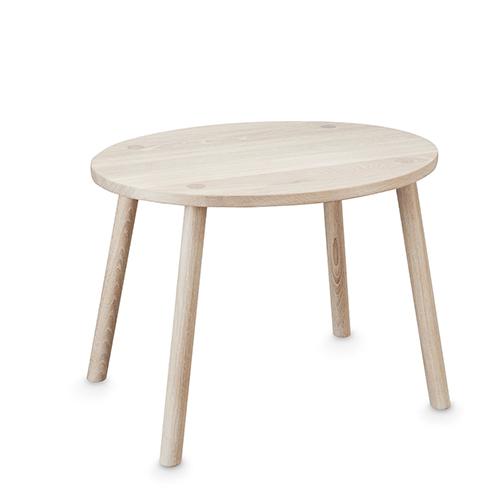 【送料無料】キッズデスク 子供 デスク 木製 Nofred ノーフレッド Mouse Table キッズテーブル (オーク)