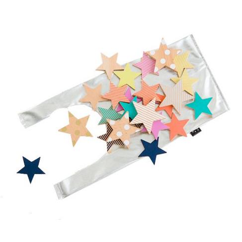 kiko+ キコ 最新アイテム のtanabata cookies たなばたクッキー 大 星のドミノ 出色 tanabata ベビー写真のフォトプロップとしても 出産祝いや誕生日プレゼントに人気