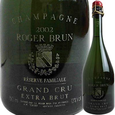 ロジャー・ブリュン リザーヴ・ファミリア・エノテーク [2002] 2200020017073【60003】【YDKG-f】【new1802】【smtb-KD】【送料無料】【wineday】【F35】