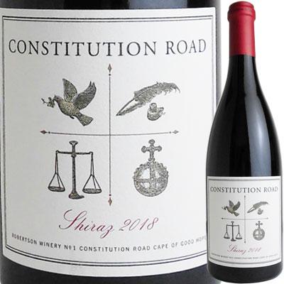 世界第3位に輝いたシラーズ 南アフリカ 40%OFFの激安セール トップクラスの上級ワイン ロバートソン CR No.1シラーズ 6002039006033 秀逸 R308 60001 赤ワイン 2018 SA21