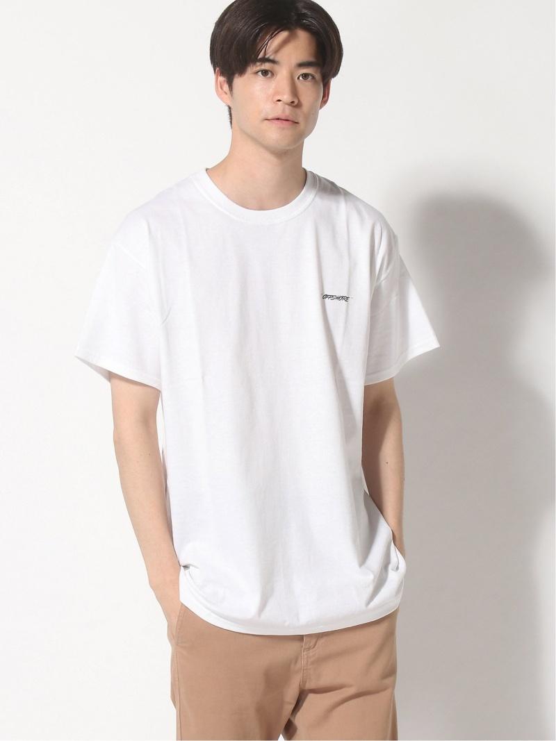 BC_SALE 安売り INHERIT SIMPLICITE メンズ カットソー インヘリット サンプリシテ B.C STOCK Rakuten Fashion M SALE pig OFFSHORE 20%OFF お見舞い ホワイト Tシャツ RBA_E T オフショア