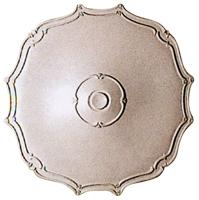 ロゼットモールディング メダリオン 天井 照明 装飾 幅48×高48cm TR-316