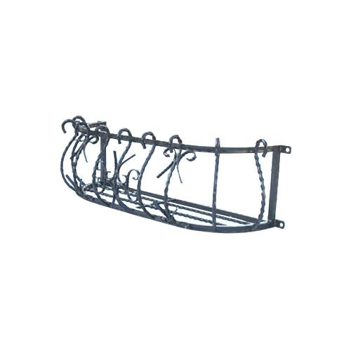 フラワーボックス ロートアイアン プロヴァンス風 幅101cm INK-1401234H