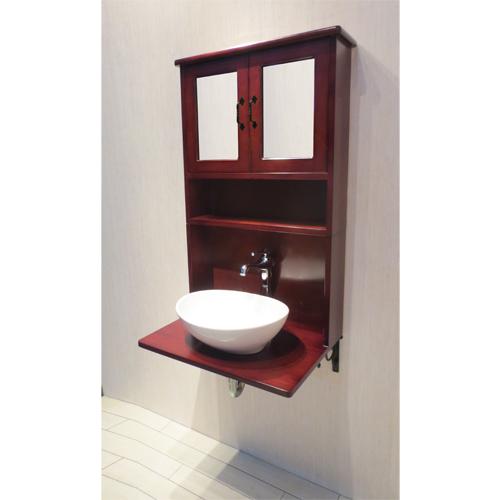 洗面台 混合水栓の7点セット 幅64cm Eセット69 INK-0504137Hset2
