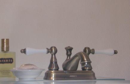 〔4PLVA〕 JODEN社製 混合水栓 一生涯保障バルブ Victoria|アンティークブラス