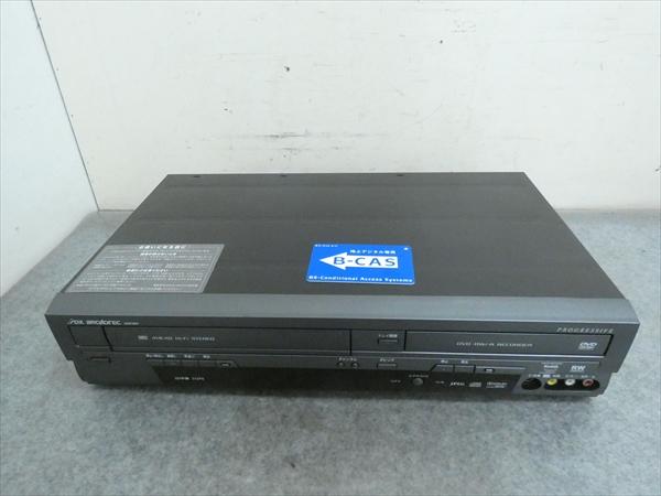 中古 リユース DXアンテナ ビデオ一体型DVDレコーダー VHS 在庫処分 DXR160V 送料無料新品