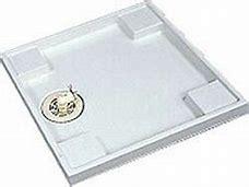 パナソニック 洗濯用防水フロアー【GB724】640タイプ・クールホワイト+トラップ(下抜き:GB881/横抜き:GB891)