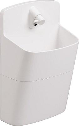 GHA8FC2JAP アラウーノ 手洗い ラウンドタイプ ショート 自動水栓 壁給水・壁排水