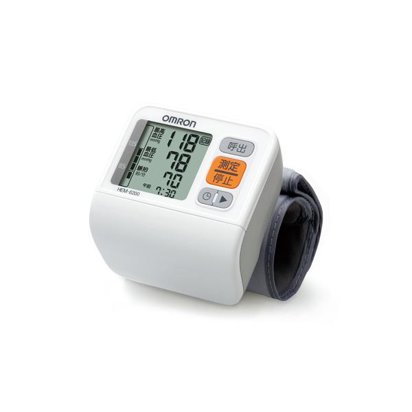 オムロン血圧計手首式 血圧計HEM-6200 JAN:4975479605444
