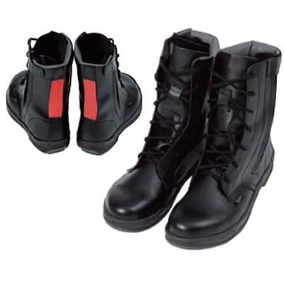 [ 送料無料 避難靴 ] 安全靴 (SS33HiFR レディース) 22.0cm~ 28cm(EEE) ACM 樹脂 先芯 長期保存 静電気 帯電防止機能 踏抜き防止板 反射シート付 防災セット 送料込 最安値に挑戦