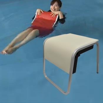 [ 送料無料 ] PUT on Chair-Float (水に浮く椅子) 防災用品椅子・ライフジャケット・ヘルメット・座椅子として4つの用途に使える防災イス浮かぶイス 送料込 最安値に挑戦