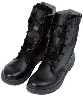[ 送料無料 避難靴 ] 安全靴 (SS33HiFRKサイズ) 29.0cm・30.0cm(EEE) ACM 樹脂 先芯 長期保存 静電気 帯電防止機能 踏抜き防止板 反射シート付 防災セット 送料込 最安値に挑戦