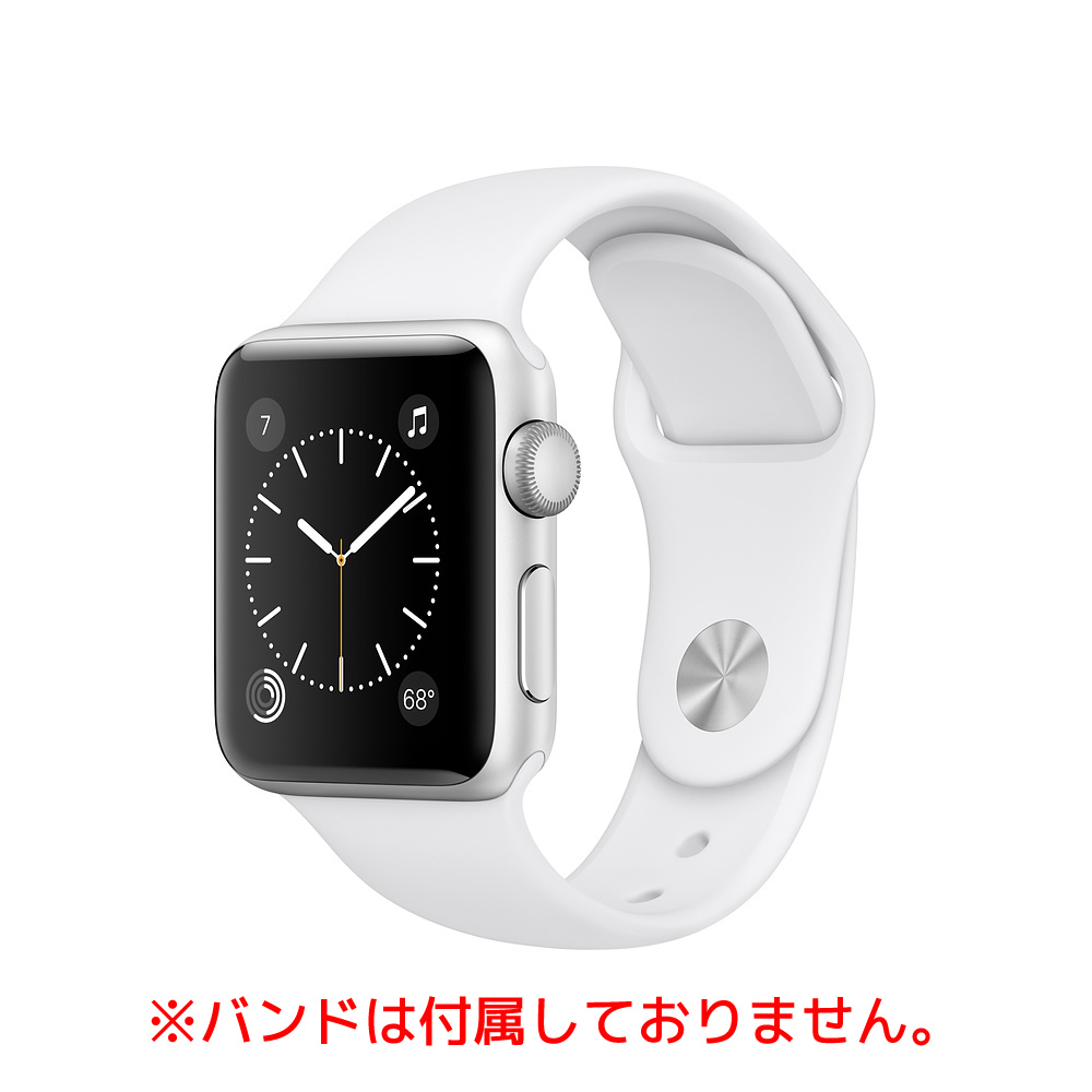 【最大3000円クーポン配布中!ポイントも最大28倍!】中古スマートフォンApple Apple Watch S2 Aluminum 38MM Silver シルバー A1757/S 【中古】 Apple Apple Watch S2 Aluminum 3