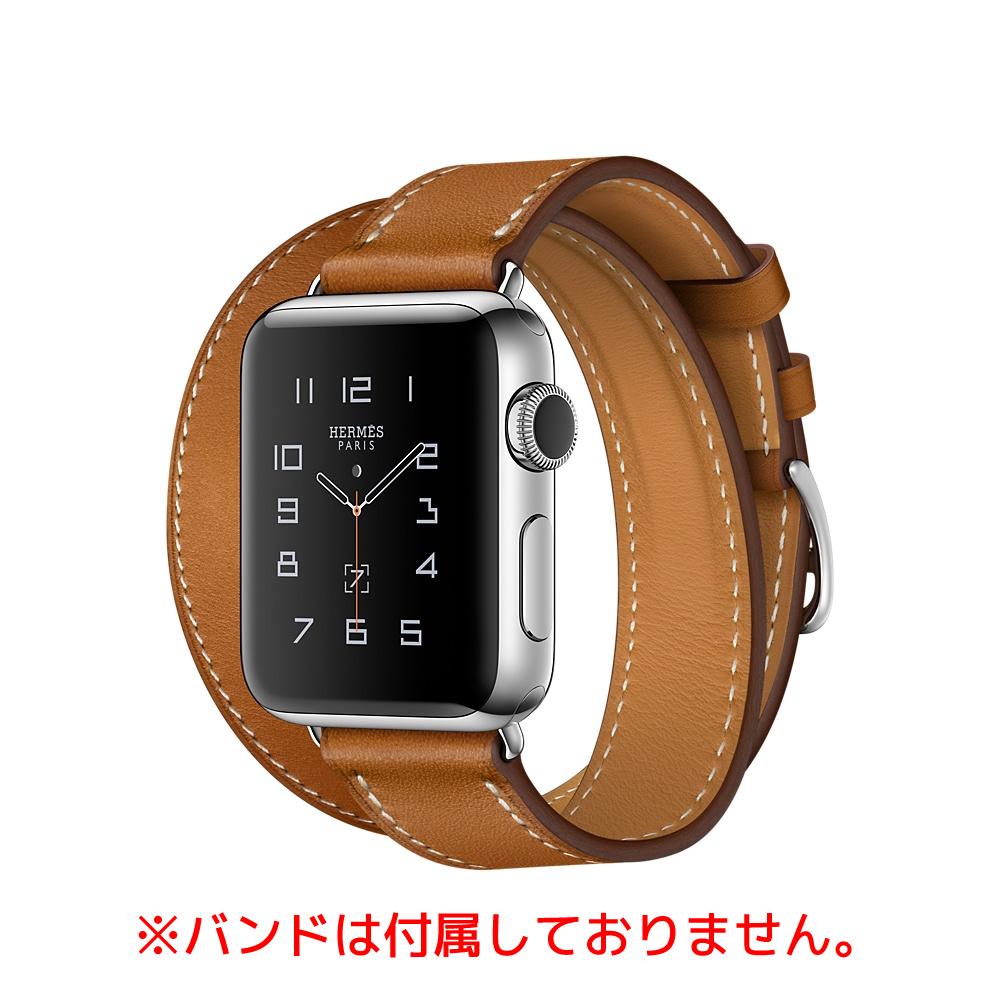 【最大3000円クーポン配布中!ポイントも最大28倍!】中古スマートフォンApple Apple Watch S2 Hermes 42MM Stainless Steel ステンレススチール A1758/SC/Hermes 【中古】 Apple Apple