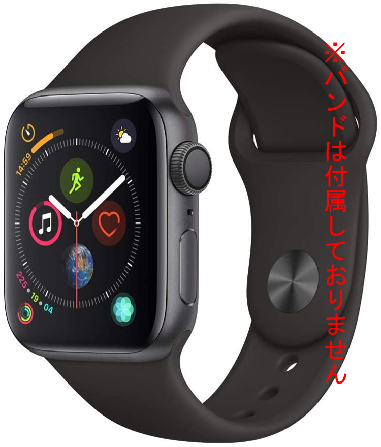 直送商品 Apple S4 価格 交渉 送料無料 -GHz - 16GB 商品ランク:B 動作ランク:A 無償保証1ヶ月 スペースグレイ 40mm 中古スマートフォンApple 中古 MU672J GPS A Watch