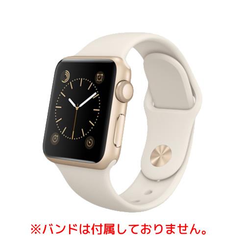 【最大3000円クーポン配布中!ポイントも最大28倍!】中古スマートフォンApple Apple Watch Sport (1st Gen) 38MM Gold ゴールド A1553/G 【中古】 Apple Apple Watch Sport (1st