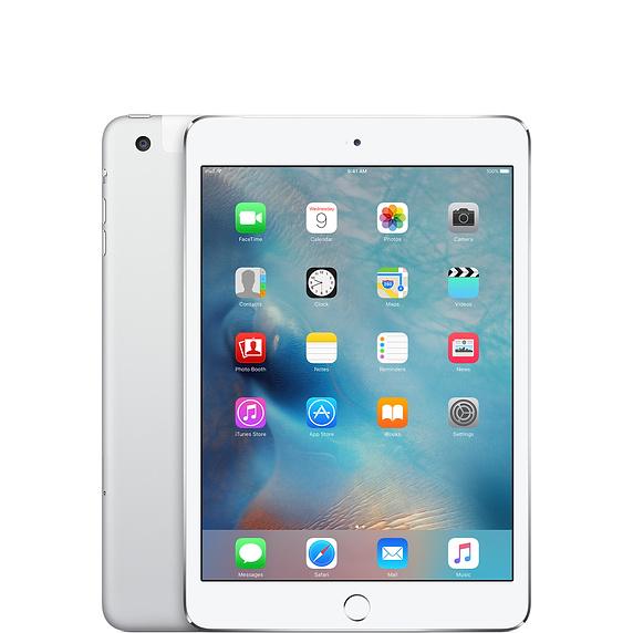 Apple 海外輸入 A7 1.3GHz 1GB 16GB iOS12 商品ランク:B 動作ランク:B 無償保証6ヶ月 中古タブレットApple au シルバー Wi-Fi 休日 MGHW2J mini3 エーユー A +Cellular iPad 中古