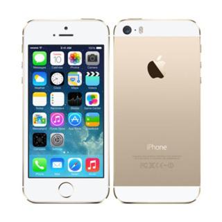 【最大3000円クーポン配布中!ポイントも最大28倍!】中古スマートフォンApple iPhone5s 16GB au(エーユー) ゴールド NE334J/A 【中古】 Apple iPhone5s 16GB 中古スマートフォンApple A7 iOS12