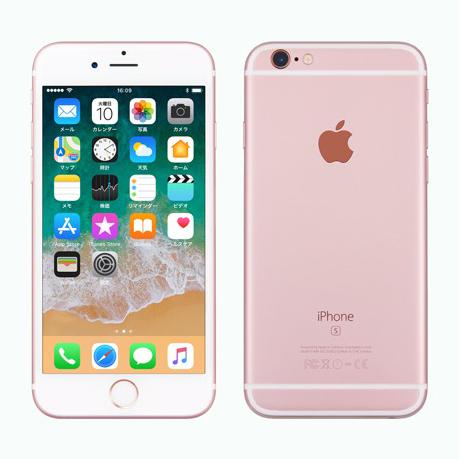 【最大3000円クーポン配布中!ポイントも最大28倍!】中古スマートフォンApple iPhone6s 16GB SIMフリー ローズゴールド NKQM2J/A 【中古】 Apple iPhone6s 16GB 中古スマートフォンApple A9 iOS1
