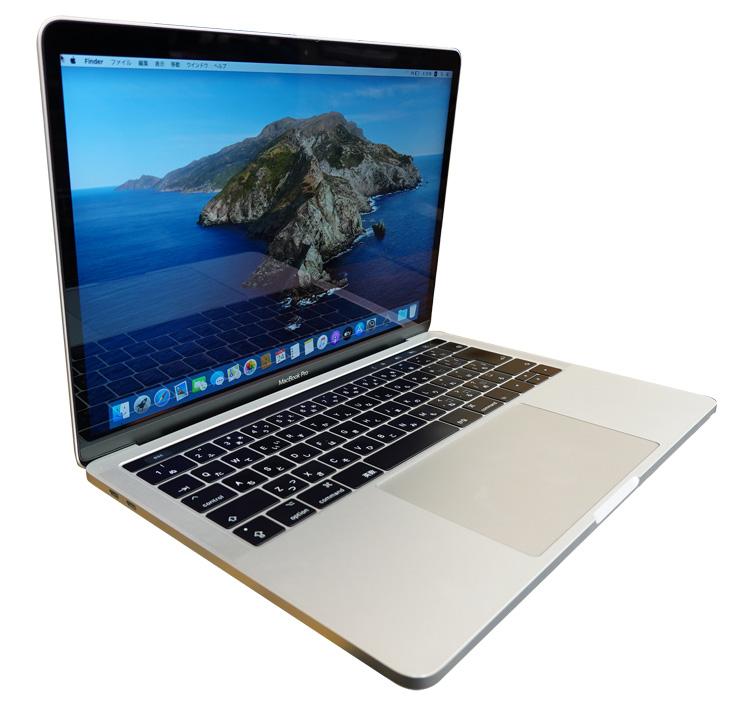 Core i5 手数料無料 3.1GHz 8GB SSD:512GB Mac OS 10.15 商品ランク:B 動作ランク:A 無償保証6ヶ月 中古ノートパソコンApple MacBook 中古 MPXY2J 価格交渉OK送料無料 Pro Four A 2017 13-inch 中古ノートパソコンCore 3 Ports Thunderbolt Apple