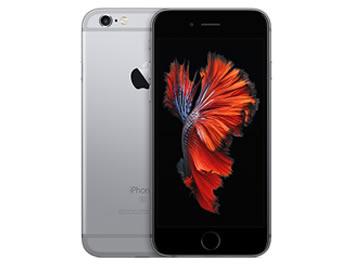 【最大3000円OFF!枚数限定クーポン配布中!】中古スマートフォンApple iPhone6s 16GB au(エーユー) スペースグレイ MKQJ2J/A 【中古】 Apple iPhone6s 16GB 中古スマートフォンApple A9 iOS12