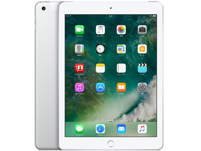 中古タブレットApple iPad 第5世代 Wi-Fi +Cellular 32GB au(エーユー) シルバー MP1L2J/A 【中古】 Apple iPad 第5世代 Wi-Fi +Cellular 32GB 中古タブレットApple A9 iOS13