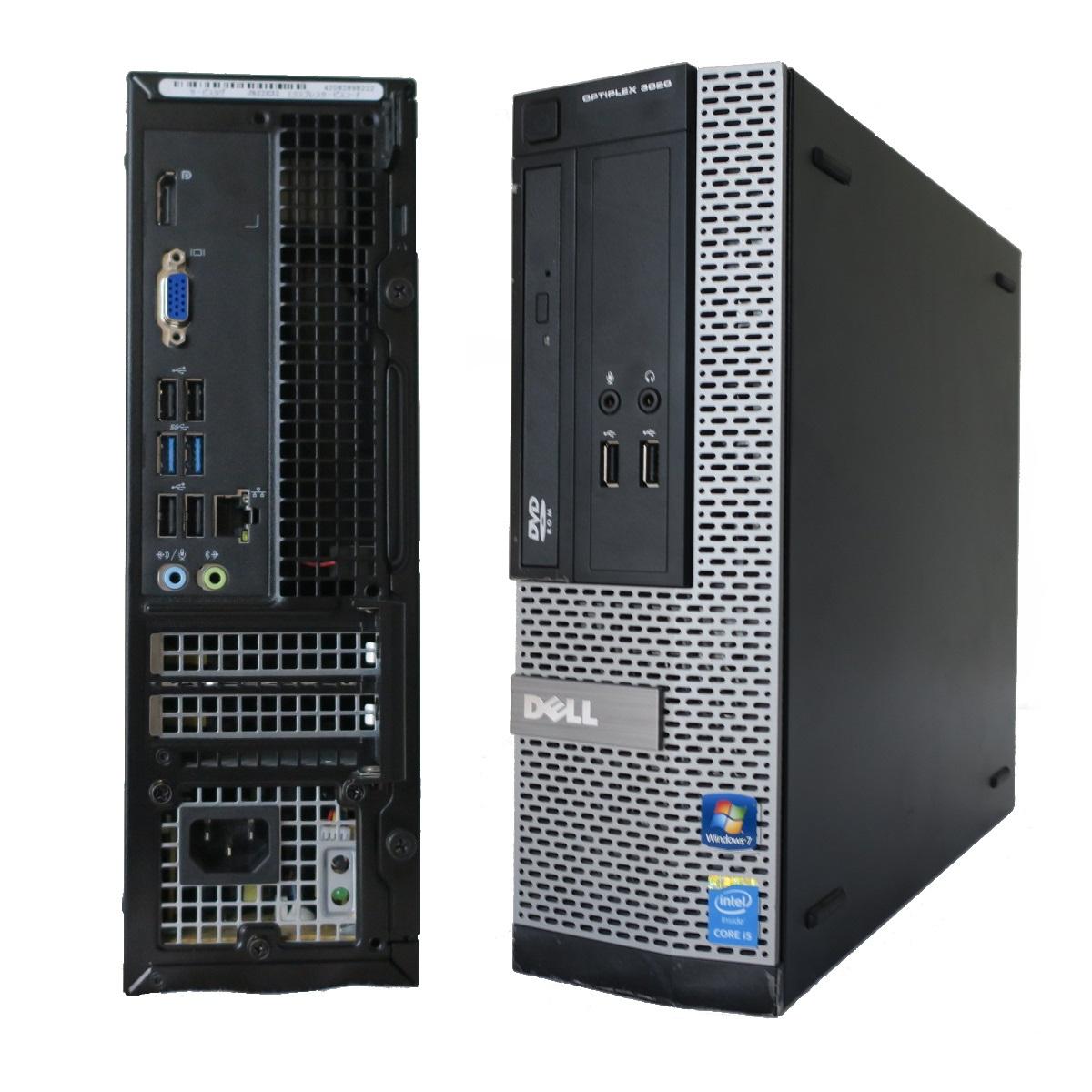 中古デスクトップDell Optiplex 3020 3020-3020SF 【中古】 Dell Optiplex 3020 中古デスクトップCore i5 Win7 Pro Dell Optiplex 3020 中古デスクトップCore i5 Win7 Pro