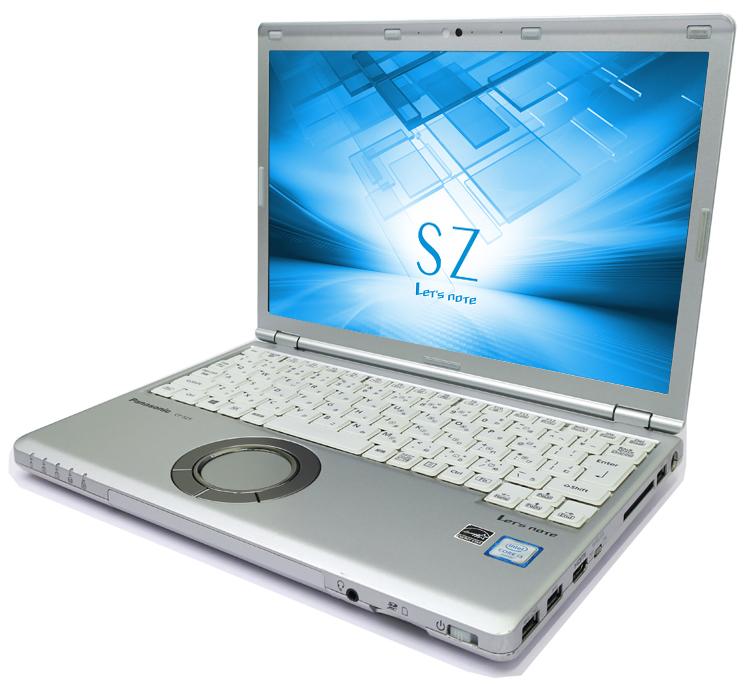 Core i3 卓出 6100U 2.3GHz 4GB 320GB Win10 Pro 64bit 商品ランク:B 動作ランク:A SZ5 無償保証6ヶ月 贈物 Let's 中古ノートパソコンPanasonic CF-SZ5 CF-SZ5VDBVS 中古 note 中古ノートパソコンCore Panasonic