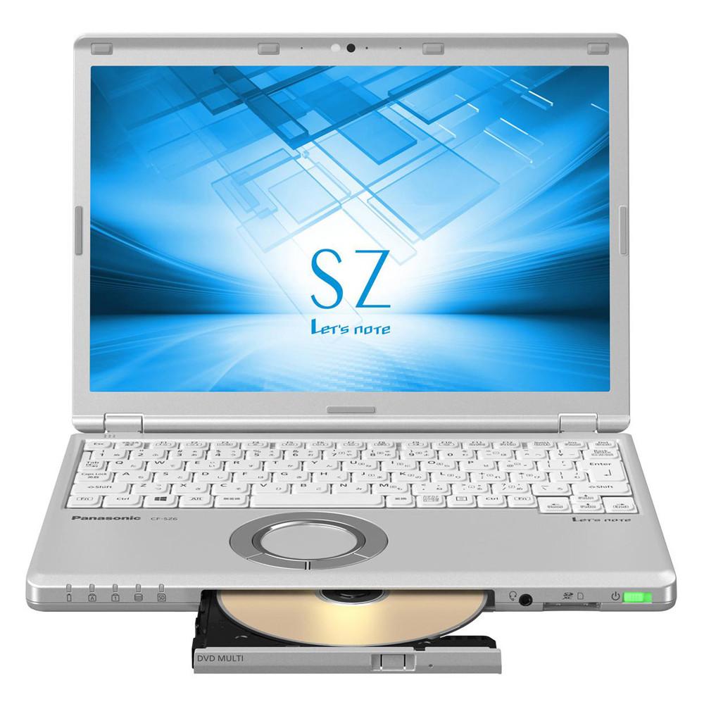 【500円クーポン使えます!】中古ノートパソコンPanasonic Let's note SZ6 CF-SZ6 CF-SZ6RDFVS 【中古】 Panasonic Let's note SZ6 中古ノートパソコンCore i5 Win10 Pro 64bit