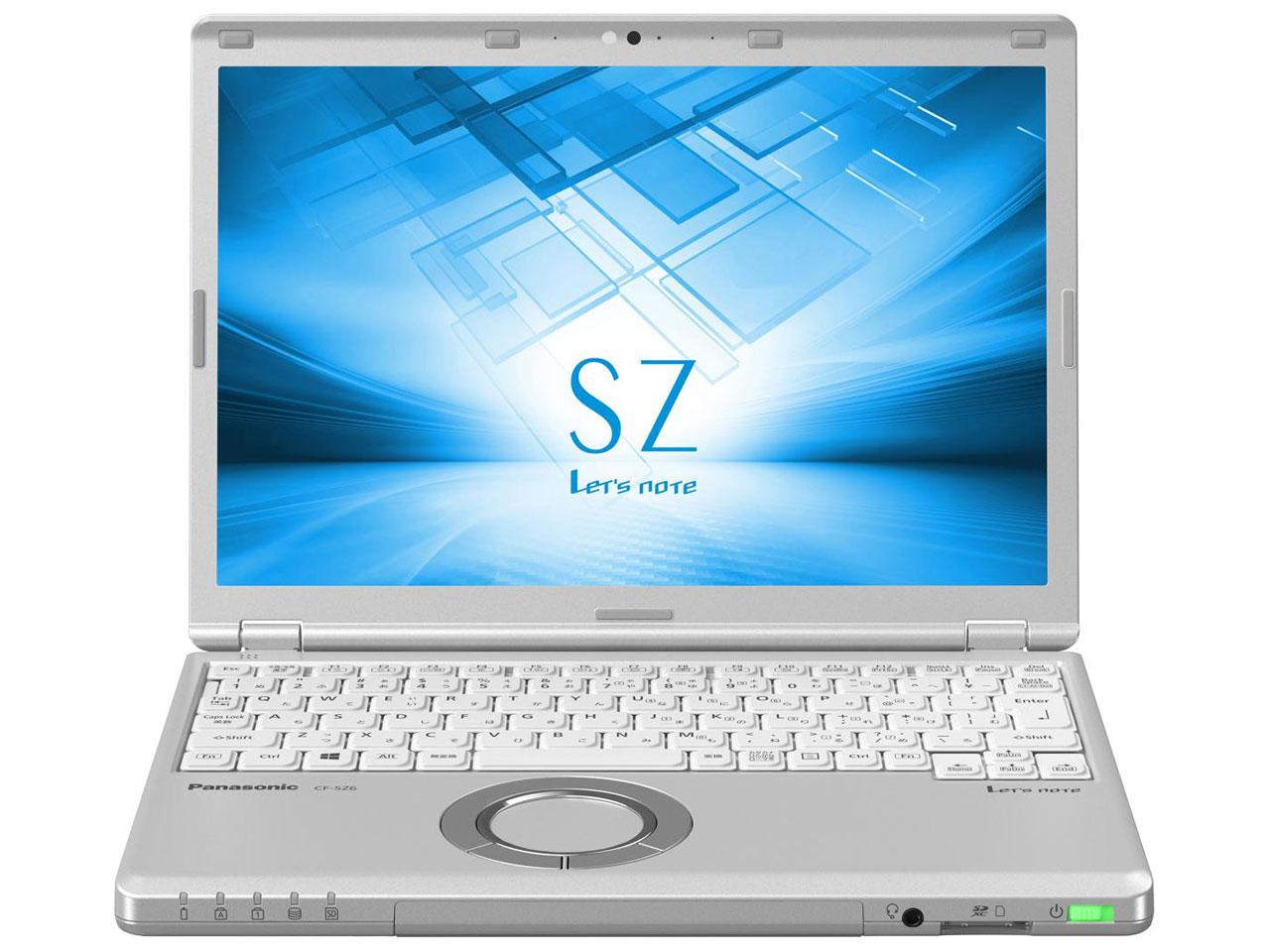 卸し売り購入 ノートパソコンPanasonic Let's note SZ6 CF-SZ6 CF-SZ6RDYVS 【】 Panasonic Let's note SZ6 ノートパソコンCore i5 Win10 Pro 64bit, ショウナイチョウ d0fb06e8