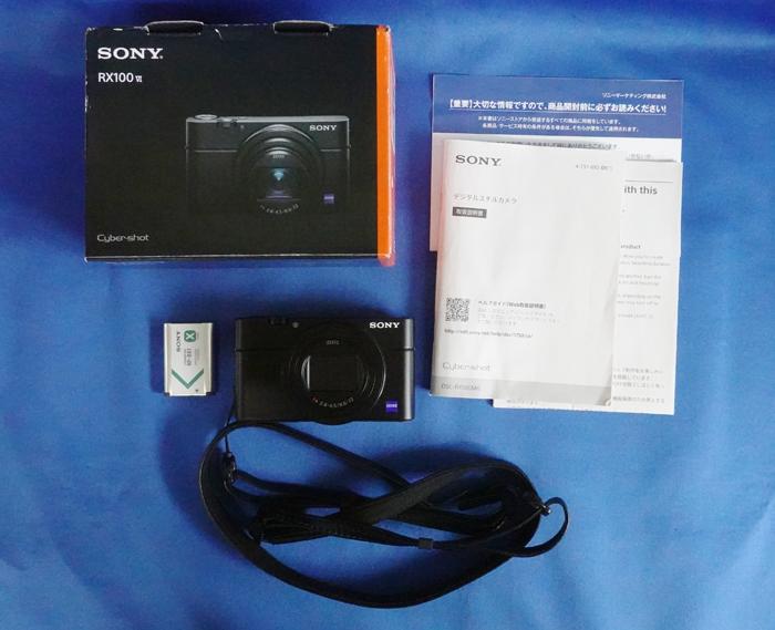 ブランド品 メーカー:SONY 5☆好評 発売日:2018年6月22日 中古 SONY コンパクトデジタルカメラ サイバーショット DSC-RX100M6