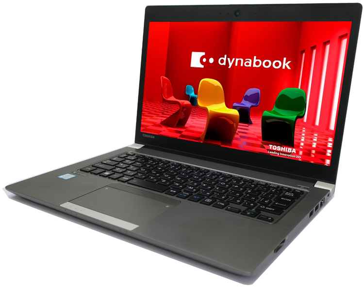 Core i5 5200U 2.2GHz 4GB SSD:128GB Win10 Pro 64bit 商品ランク:C TOSHIBA 中古 動作ランク:A PR63PEAA64BAD71 オンラインショッピング R63 中古ノートパソコンCore P 早割クーポン 中古ノートパソコンTOSHIBA 無償保証6ヶ月 dynabook