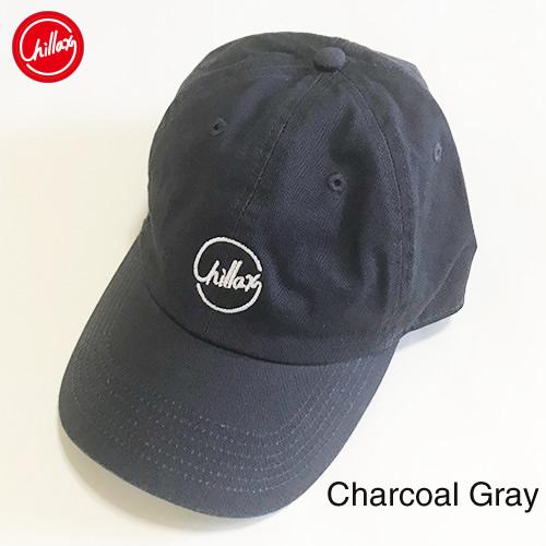 RHC Ron Herman (ロンハーマン): Chillax 6パネルキャップ (Charcoal Gray)
