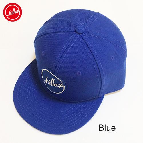 RHC Ron Herman (ロンハーマン): Chillax ロゴ ウールキャップ(Blue)