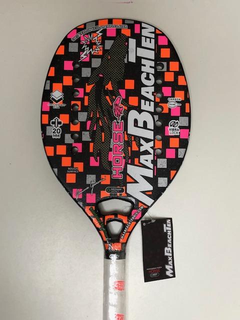 ビーチテニスラケットMBT Horse2020