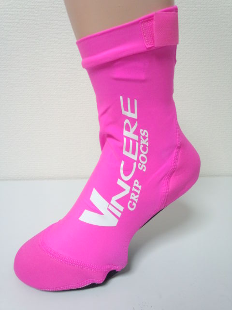 VINCERE grip sand socks (socks Beach, beach footwear) ☆ pink ☆ one foot if you only ★ shipping 250 Yen ★ nonstandard-size mail please select ♪ from slipping on wet rocks, etc., so as for fishing shoes recommended.