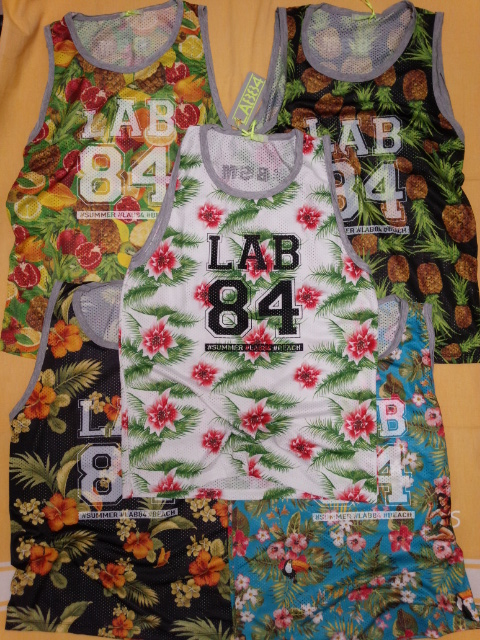 LAB84 メンズタンクトップ 2011